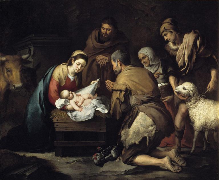Поклонение пастухов. Ок. 1650