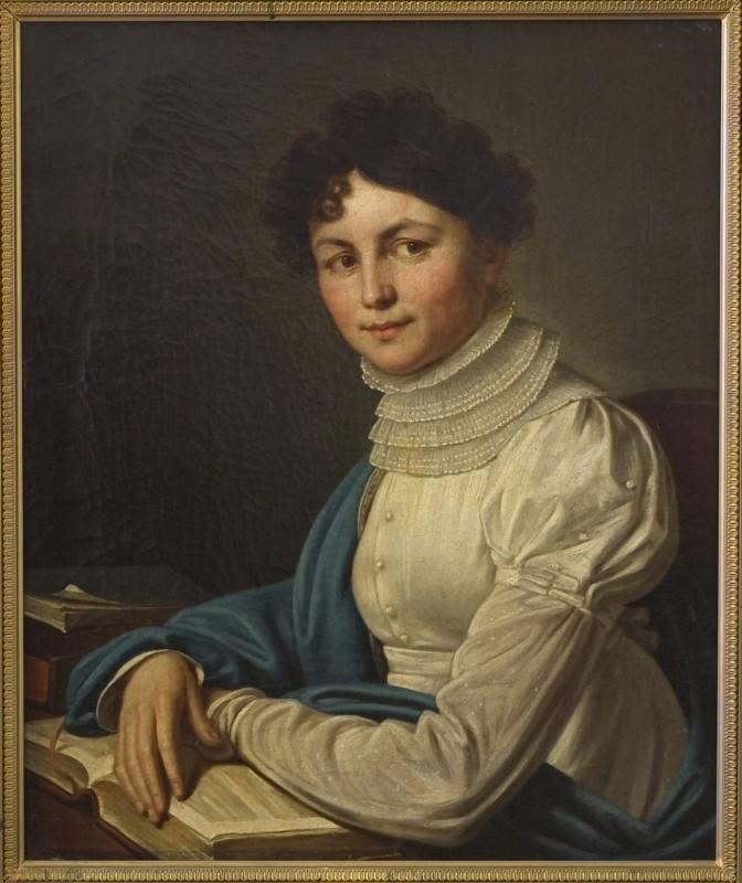 Портрет Анны Петровны Буниной (1774 — 1829). 1830-е