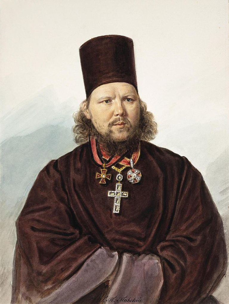 Портрет Герасима Петровича Павского. 1835