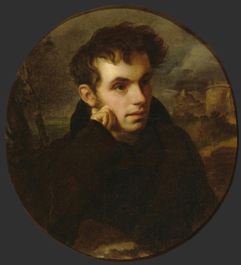 Портрет В. А. Жуковского. 1815