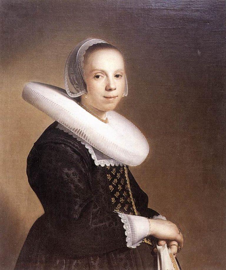 Портрет невесты. 1640