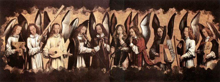 Райская музыка. 1480-е гг.
