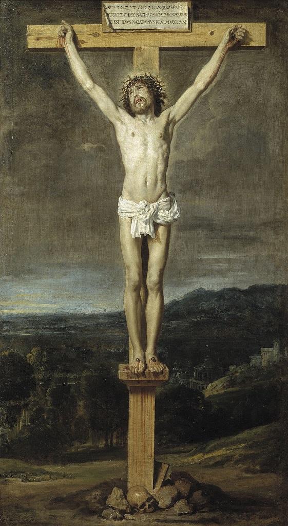 Распятие Христово. 1631