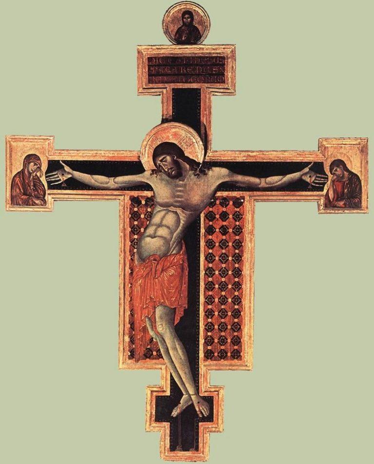 Распятие. 1268-1271