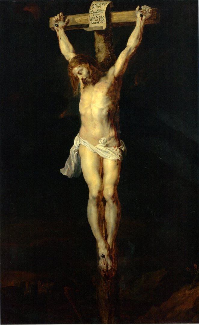 Распятие. 1620