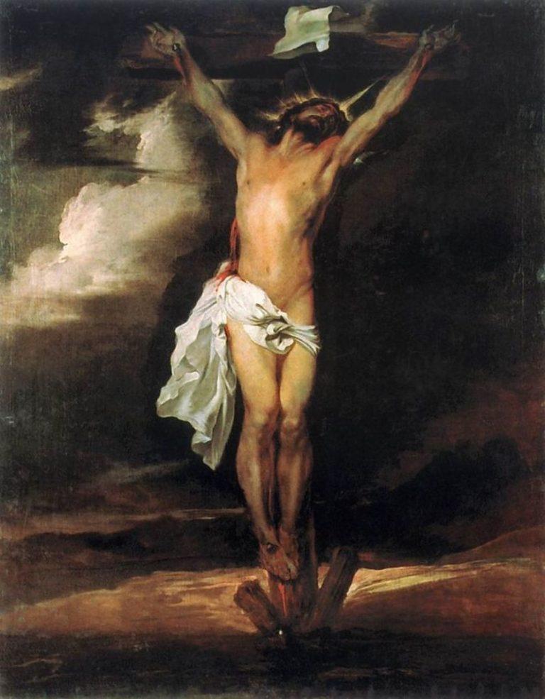 Распятие. 1622