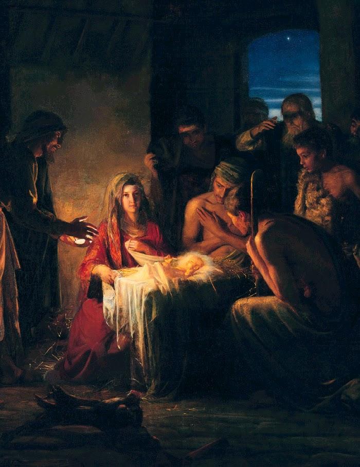 Рождество. 1867