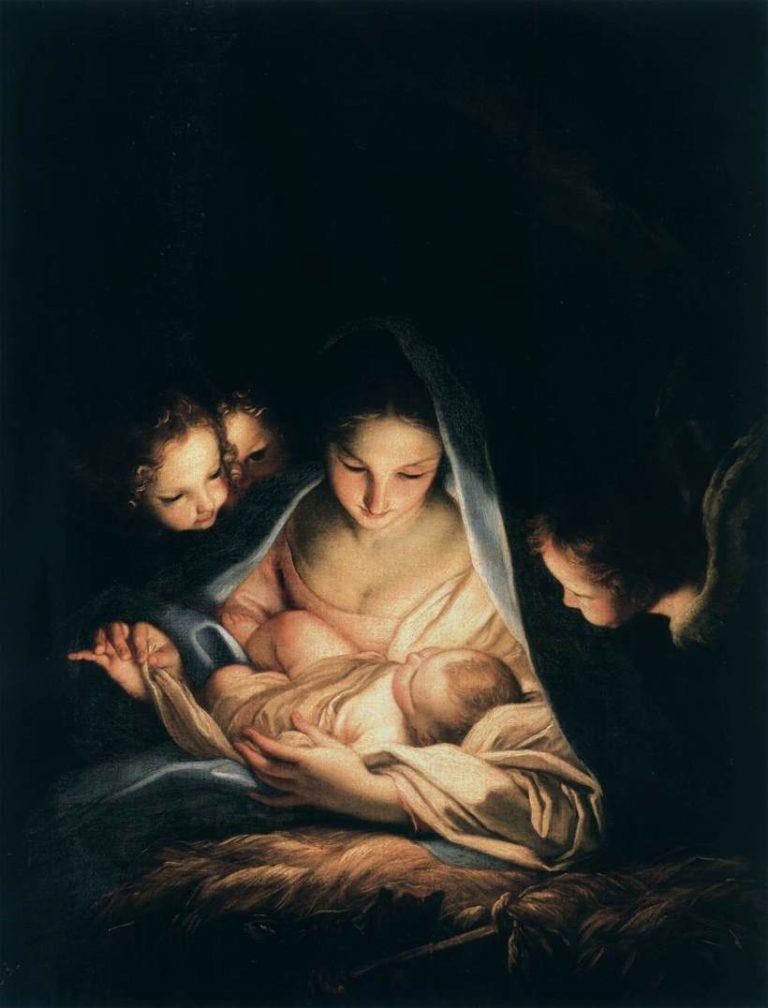 Рождество. Ок. 1655