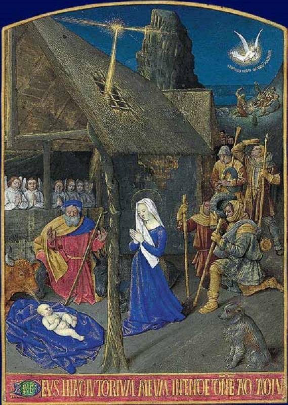 Рождество. Ок. 1452-1460