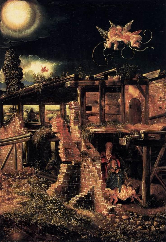 Рождество. Около 1513