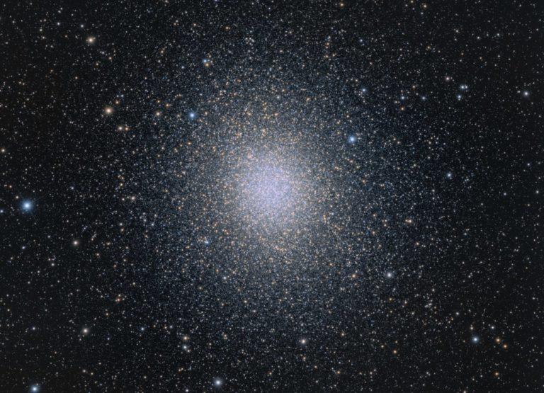 Шаровое скопление омега Центавра, NGC 5139