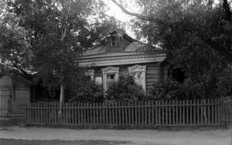 Село Константиново. Дом-музей Сергея Есенина