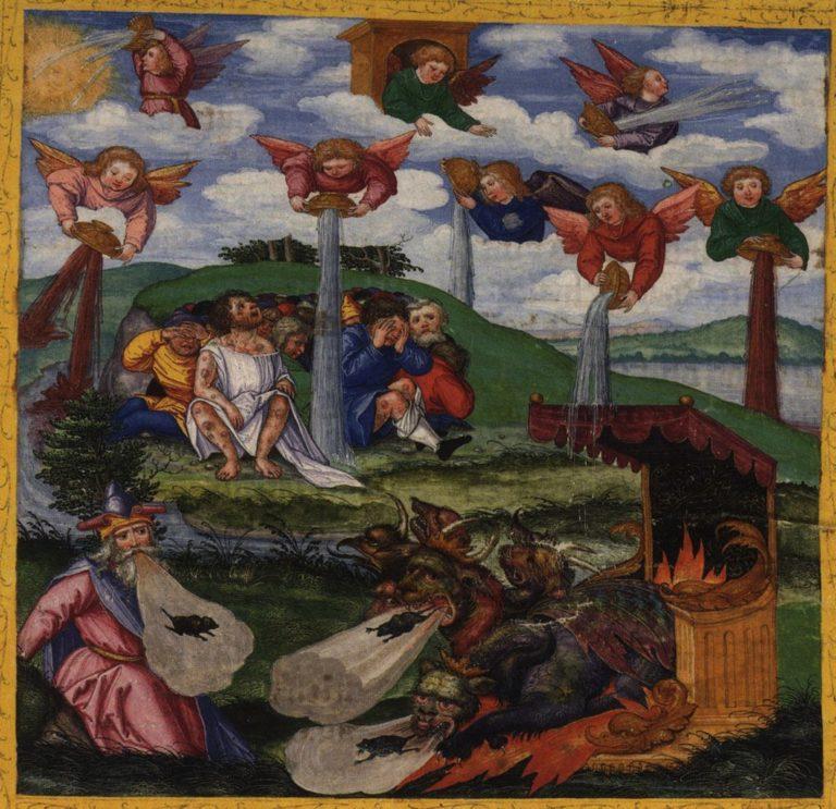Семь чаш гнева. 1530-1532