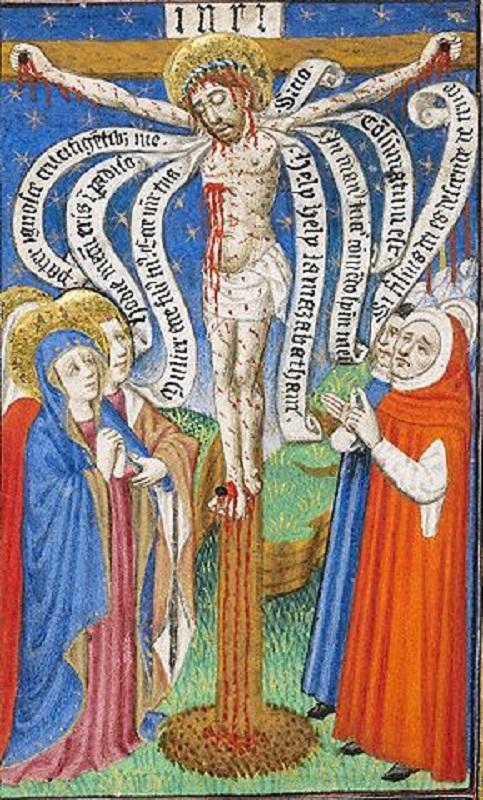 Семь последних слов на кресте. 1430-1440
