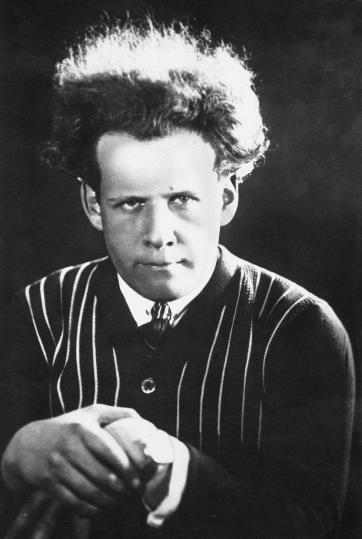 Сергей Михайлович Эйзенштейн (1898 — 1948)