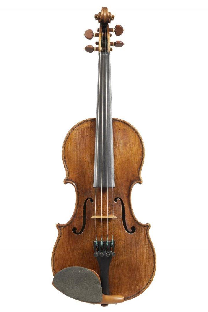 Скрипка-пикколо (Violino Piccolo)