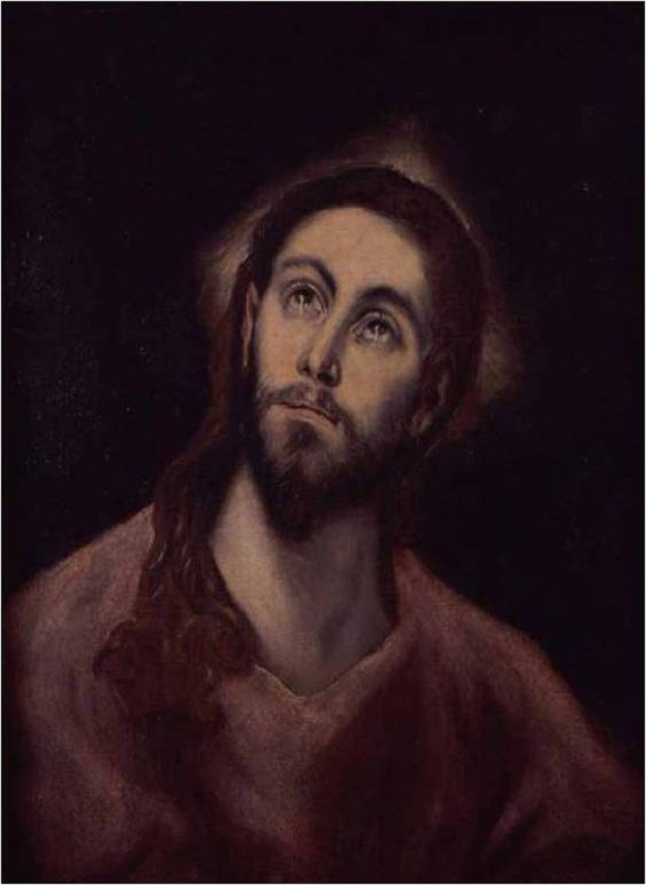 Спаситель. 1592-1596