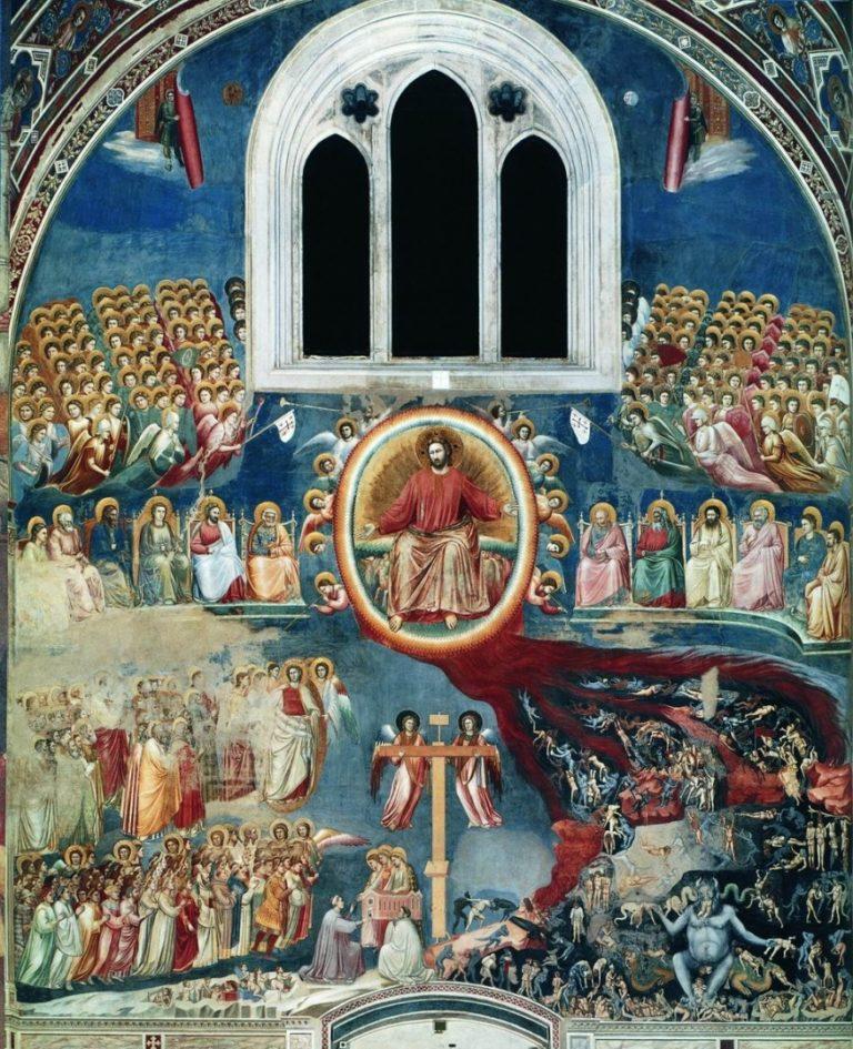 Страшный суд. 1303 – 1306 гг.