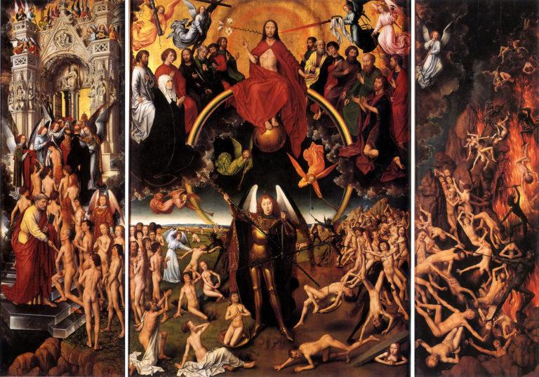 Страшный суд. 1467-1471