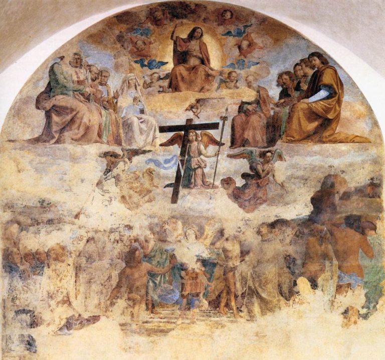 Страшный суд. 1499