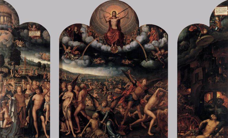 Страшный суд. Ок. 1525