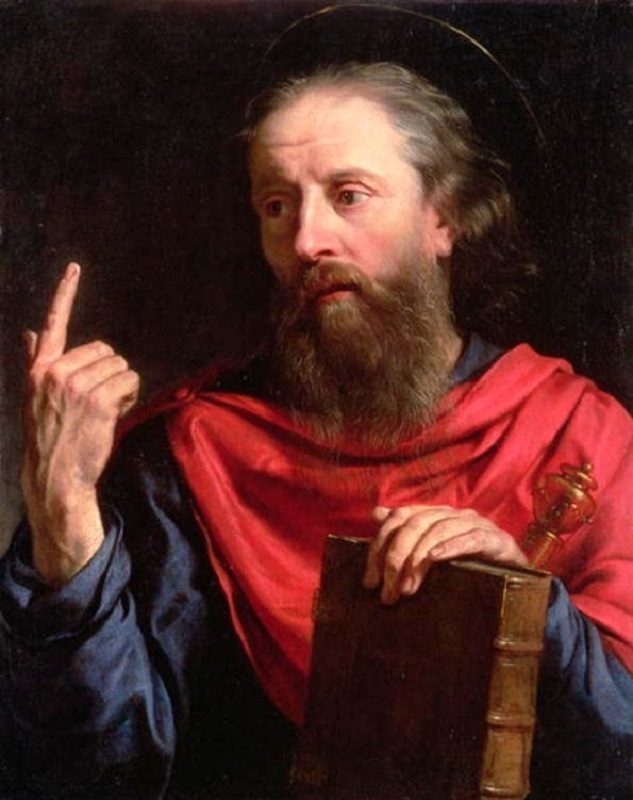 Св. Павел. 1600-е