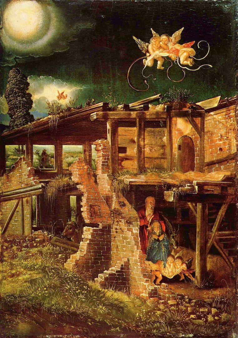 Святая ночь (Рождество Христово)