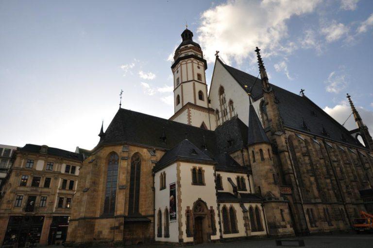 Церковь св. Фомы, Лейпциг