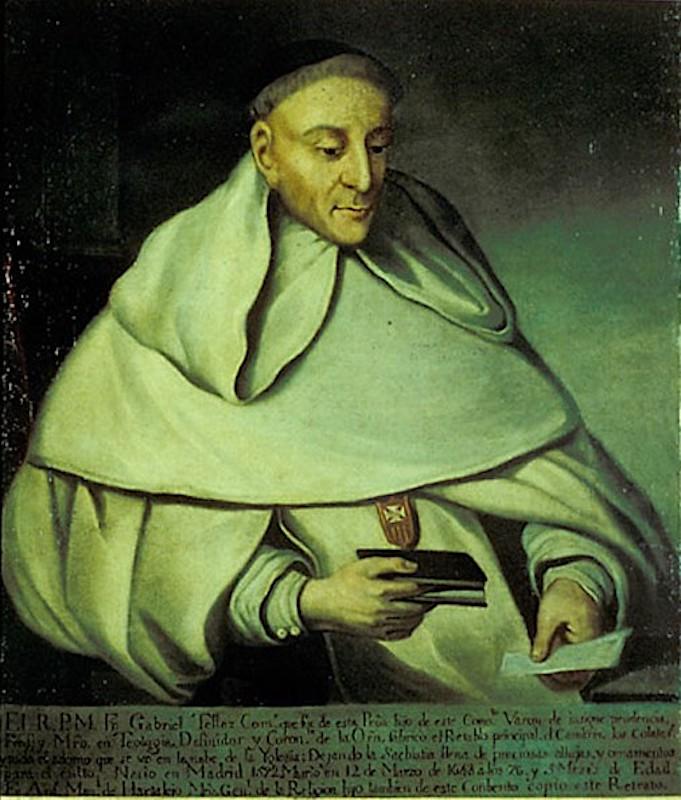 Тирсо де Молина (1579 — 1648)