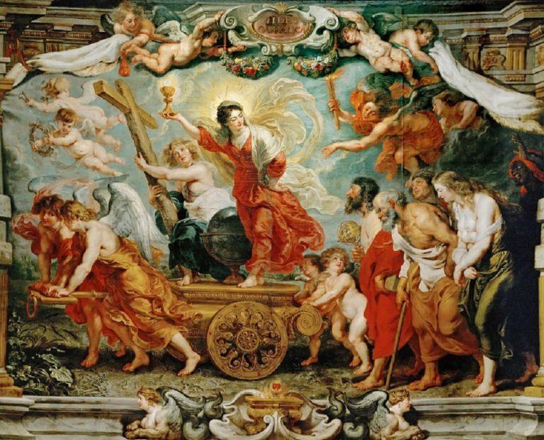 Триумф Веры. 1627