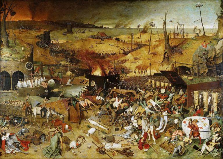 Триумф смерти. Ок. 1562