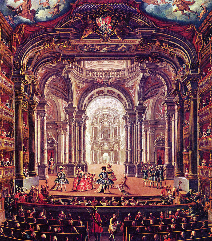 the development of opera in eighteenth century What was important about vienna during the classical period cultural development of eighteenth century which a development in theatre and opera style.