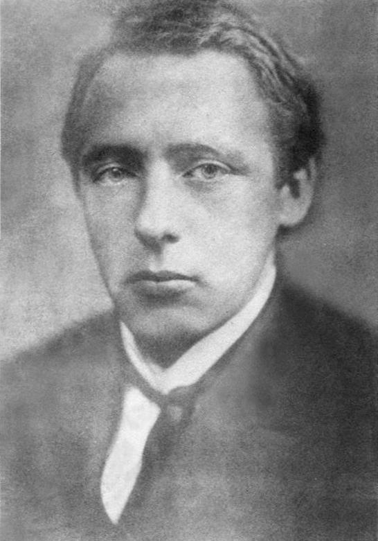 Велимир Хлебников (Виктор Владимирович Хлебников; 1885 — 1922)