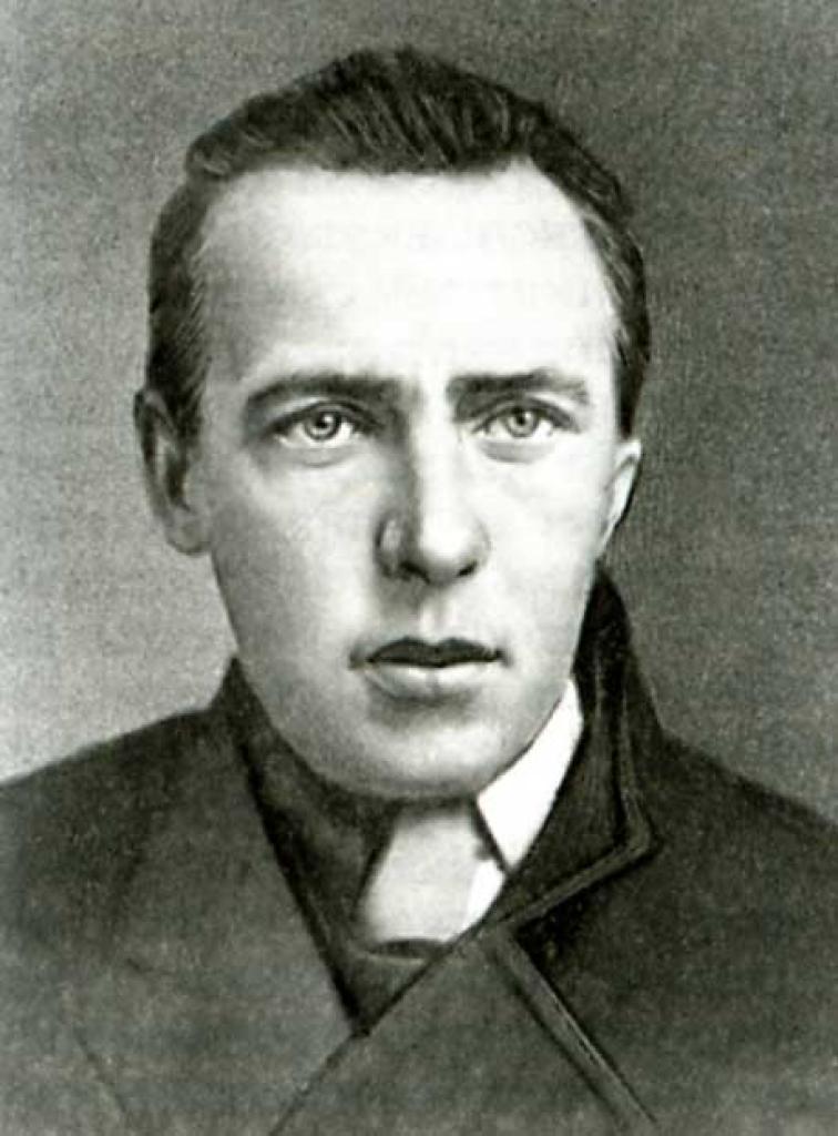 Велимир (Виктор Владимирович) Хлебников (1885 — 1922)