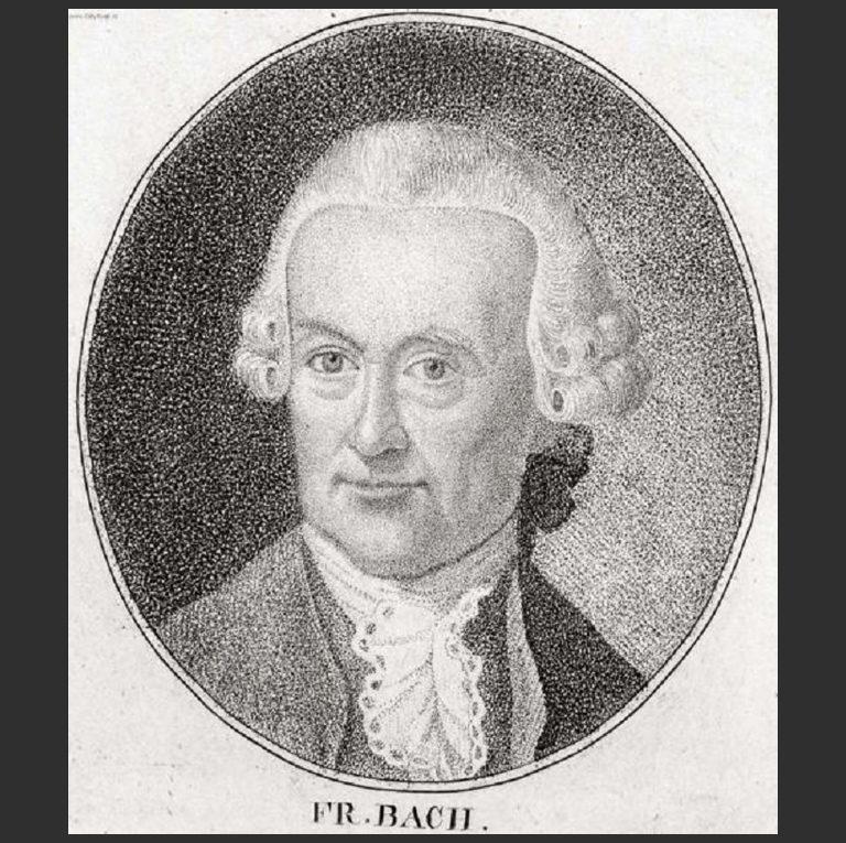 Вильгельм Фридеман Бах (нем. Wilhelm Friedemann Bach, 1710-1784)