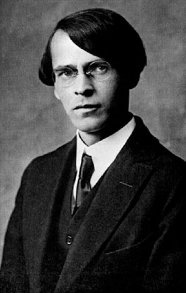 Владислав Фелицианович Ходасевич (1886—1939)