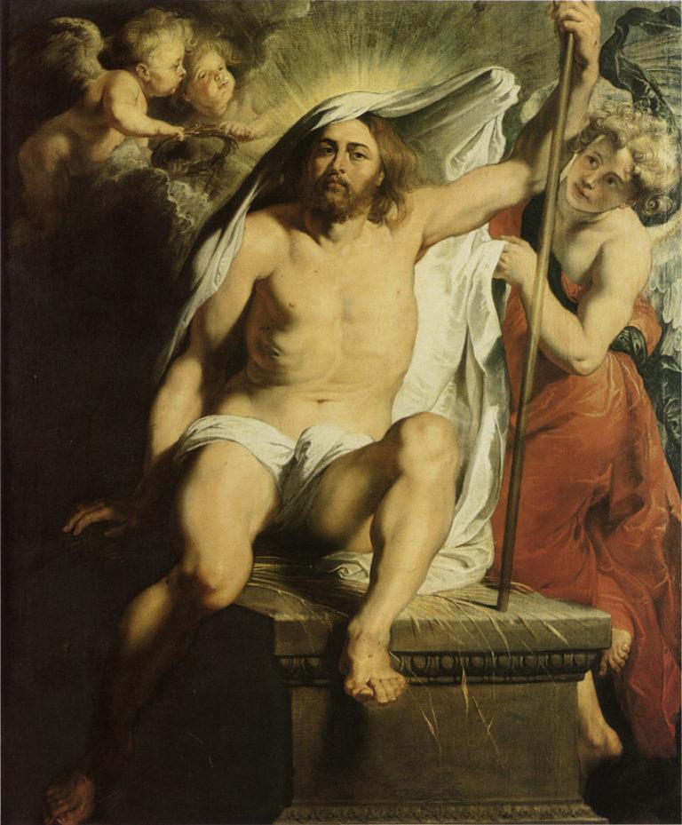 Воскресший Христос. 1616