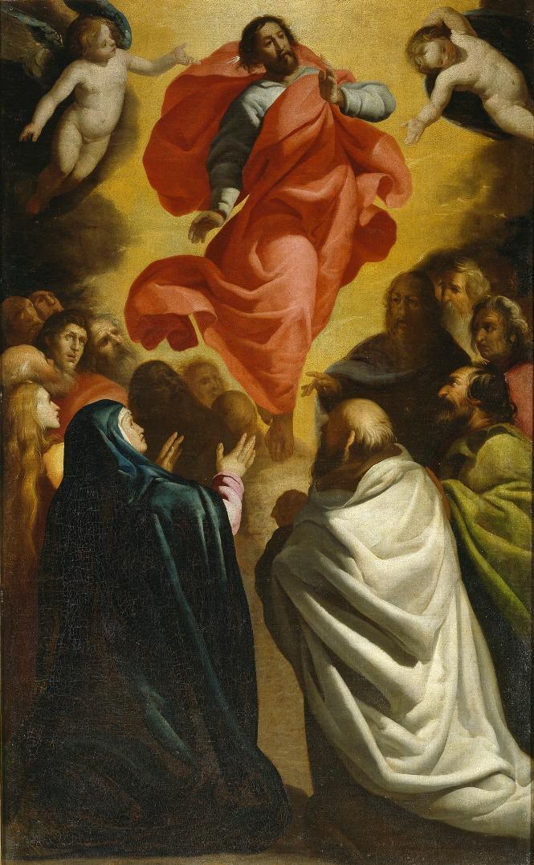 Вознесение Господне. Ок. 1620