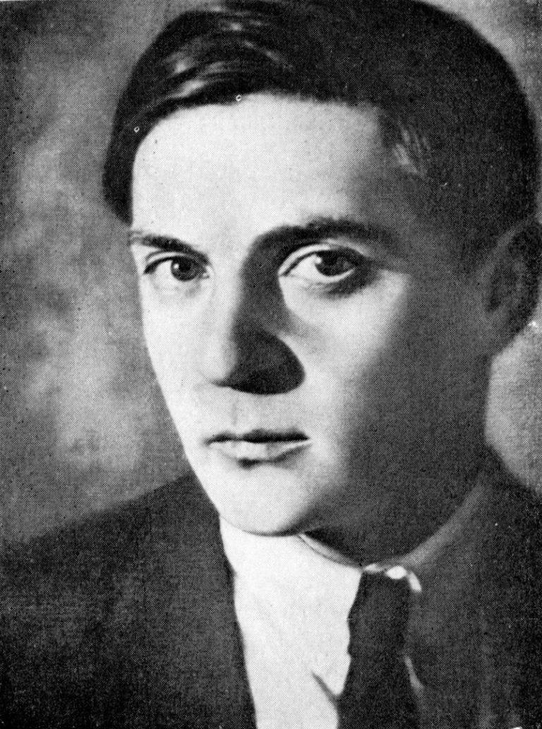 Всеволод Александрович Рождественский (1895—1977)