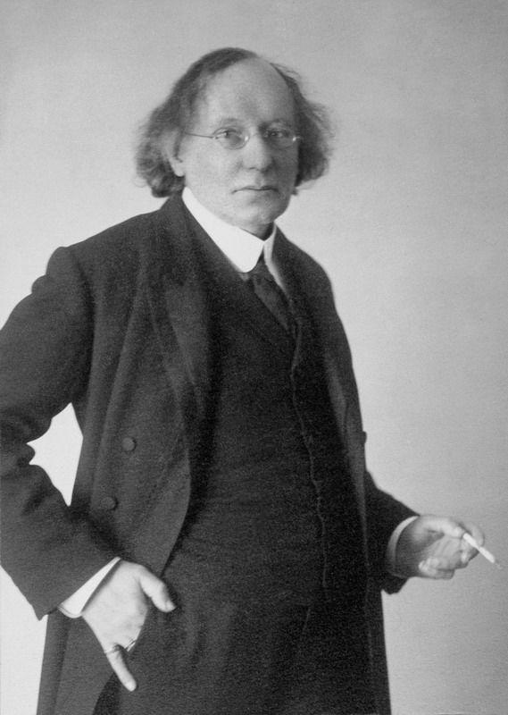 Вячеслав Иванович Иванов (1866 — 1949). 1910