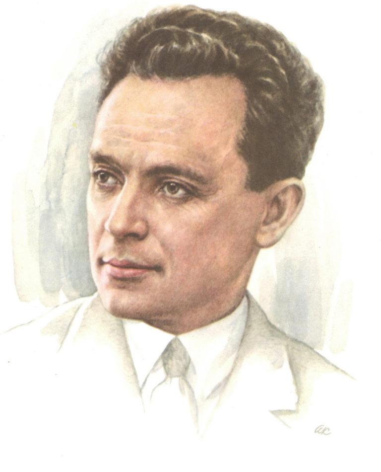 Юрий Николаевич Тынянов (1894 — 1943)