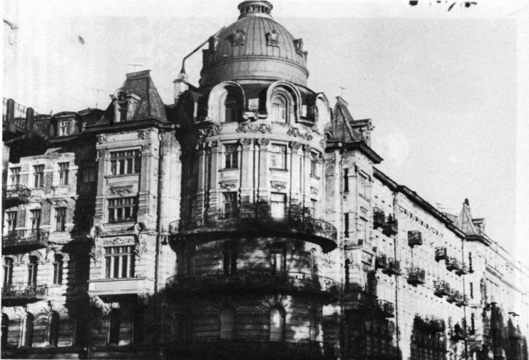 Знаменитая «Башня Вячеслава Иванова»
