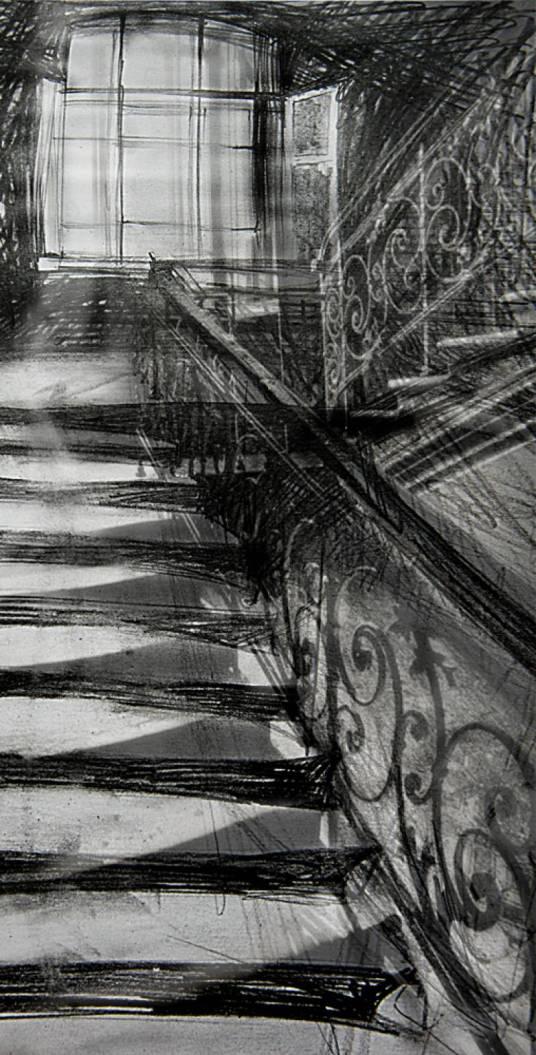 Иллюстрация к роману «Преступление и наказание»