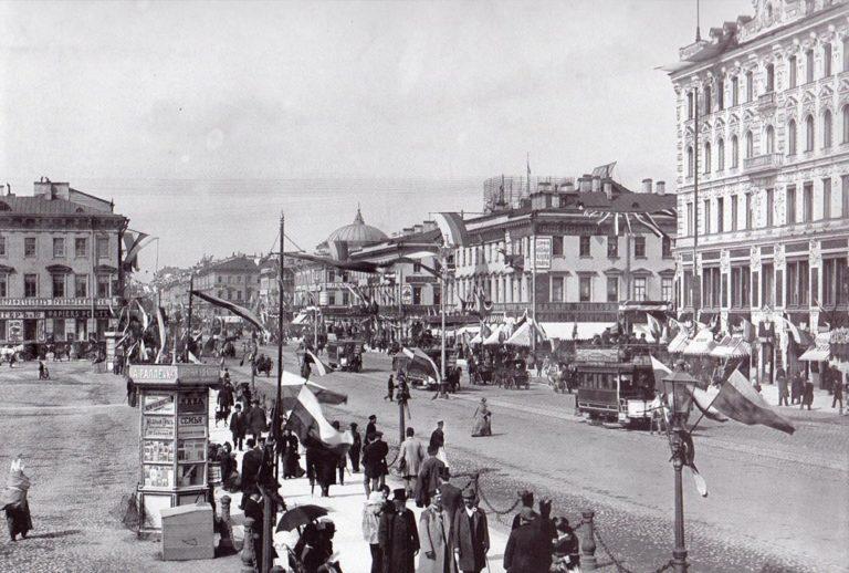 Санкт-Петербург в начале XX века