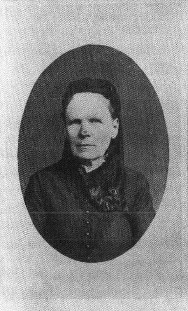 Т.С. Тетерникова, мать писателя