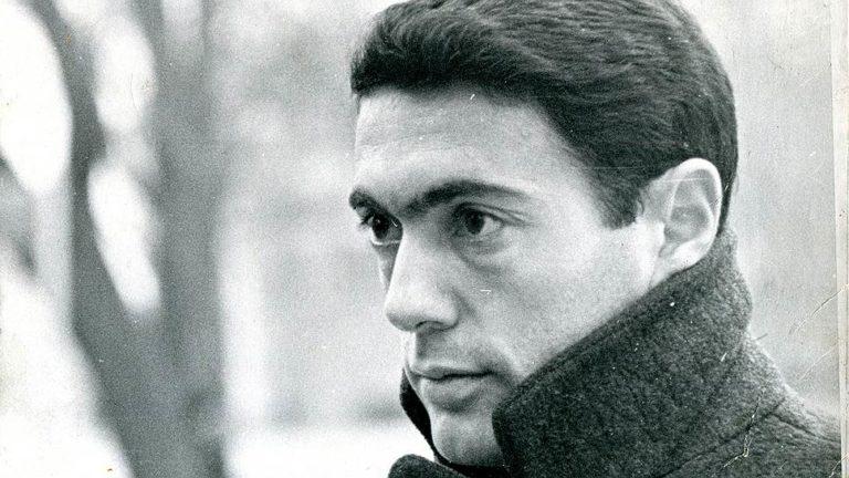 Анатолий Генрихович Найман в молодости