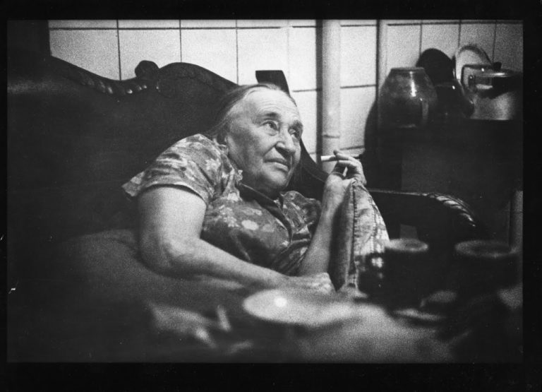Надежда Яковлевна Мандельштам (девичья фамилия — Хазина; 1899 — 1980)