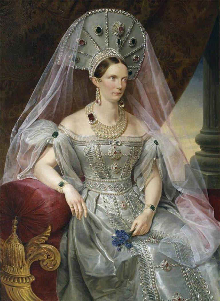 Александра Федоровна (1798 — 1860)