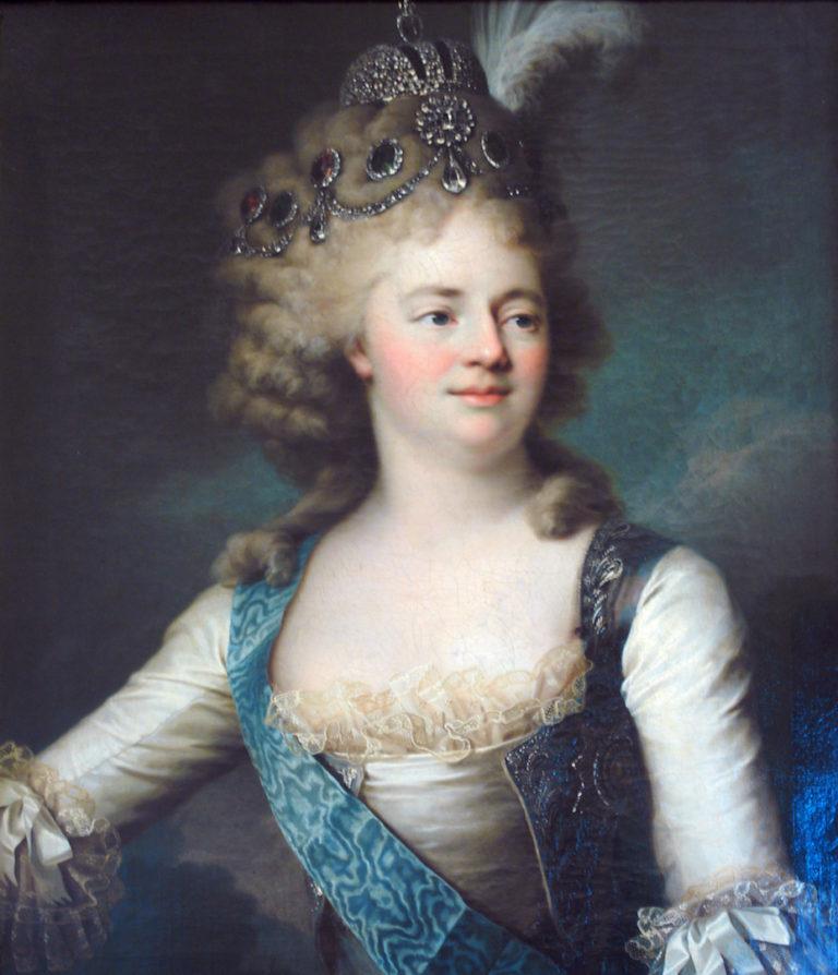 Мария Федоровна (1759 — 1828).