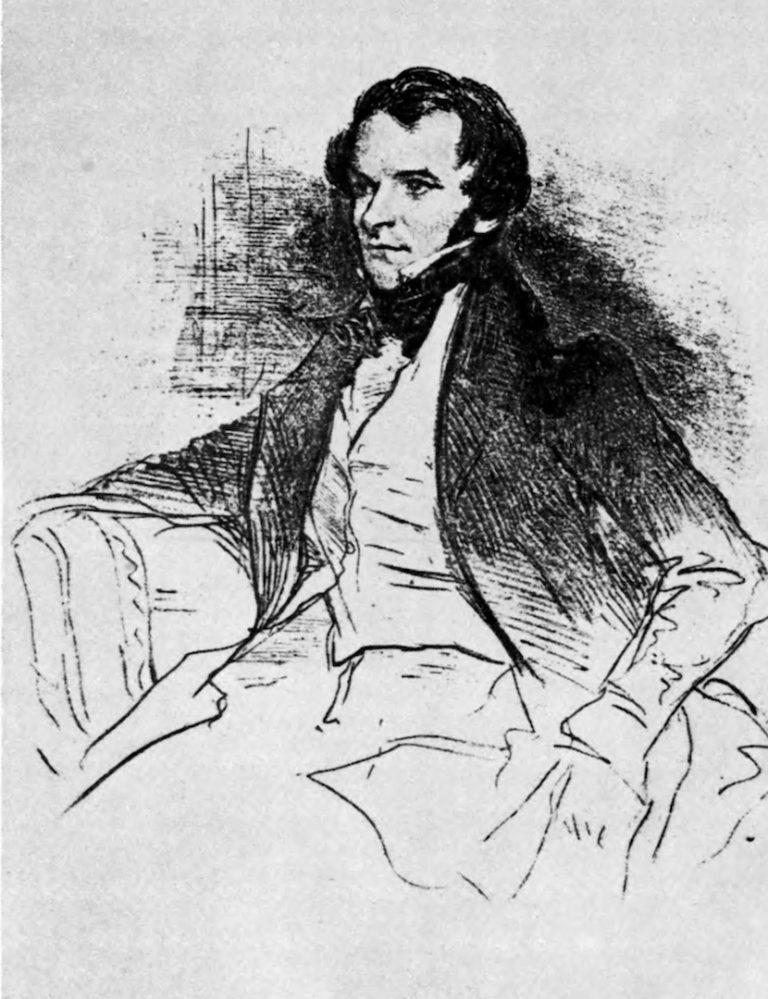 Проспер Мериме (фр. Prosper Mérimée; 1803 — 1870)